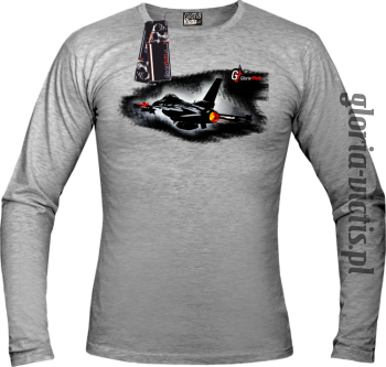F16 Mission One - Longsleeve męski